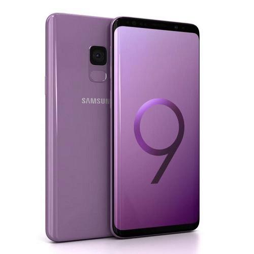 Samsung Galaxy S9 64GB midnight purple