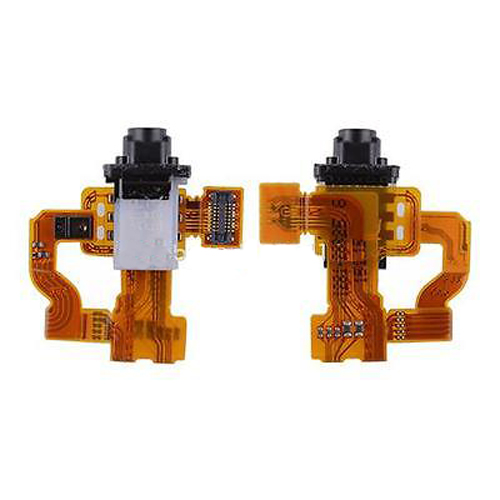 Headphone Jack with Flex Cable for Sony Xperia Z3 Compact