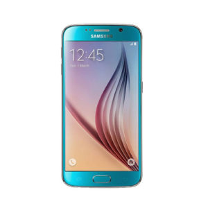 galaxy s6 blue refurbished