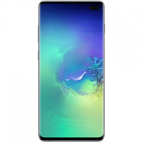 Samsung Galaxy S10 Green Front View
