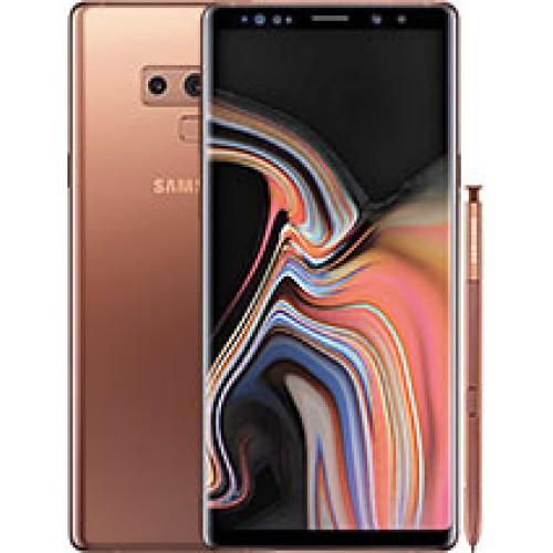 Samsung Galaxy Note 9 128GB Metallic Copper