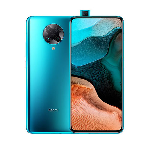 Xiaomi Redmi k30 Pro Zoom Edition front and back view