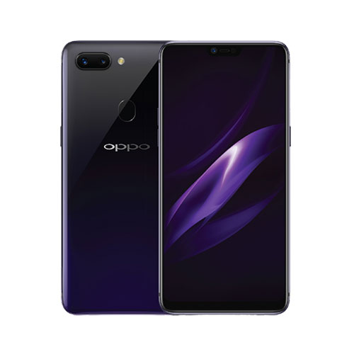 OPPO R15 Pro 128GB purple rear camera view