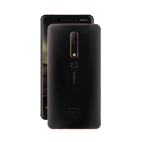 Nokia 6.1 32GB 3GB RAM back/copper rear(rear) view