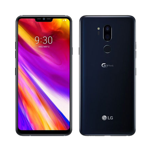 LG G7 ThinQ Refurbished Aurora Black