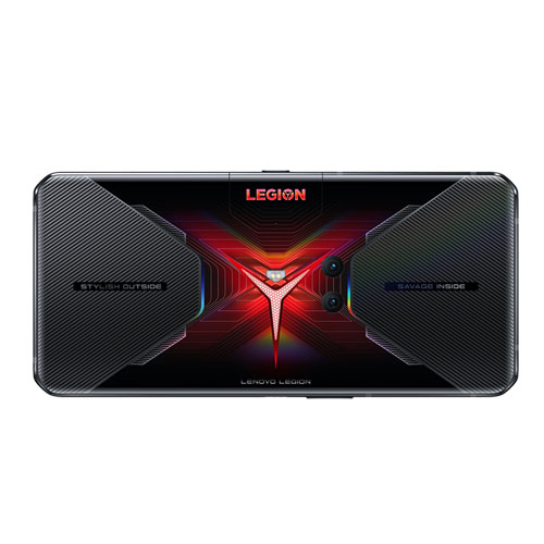 Lenovo Legion Pro 5G 128GB Red front and back view