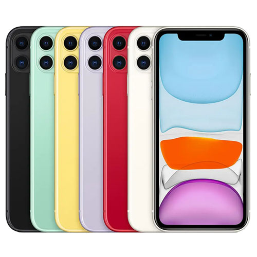 Apple iPhone 11 Refurbished All Colors