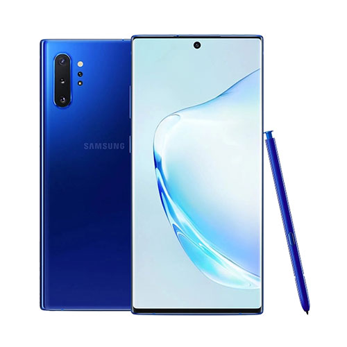 Galaxy Note 10 Plus Refurbished Blue
