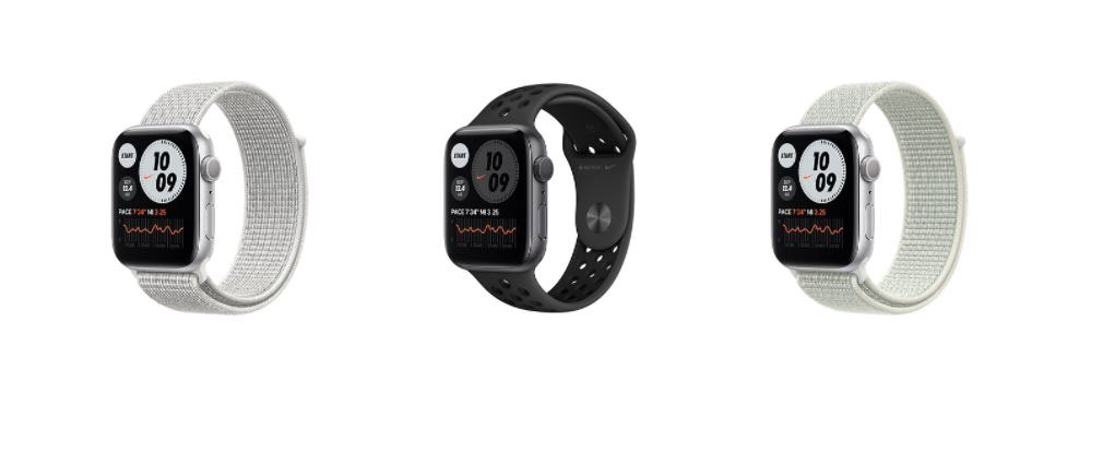 Apple Watch Series 6 40mm GPS Only Aluminium