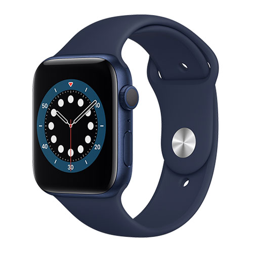 Apple Watch Series 6 40mm Aluminium Case GPS Only Blue