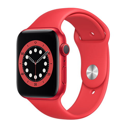 Apple Watch Series 6 44mm Aluminium Case GPS + Cellular Product Red