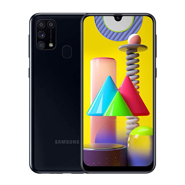 Samsung Galaxy M31 Black